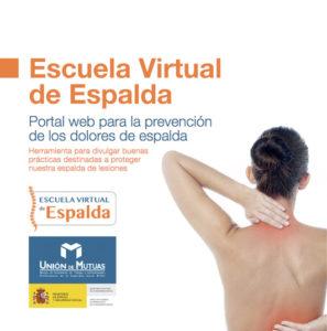 Escuela virtual de espalda
