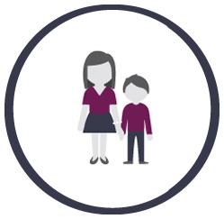 cuidado de menores afectados por cáncer u otra enfermedad grave