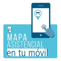 Mapa asistencial en tu móvil