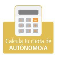 Calcula tu cuota de autónomo