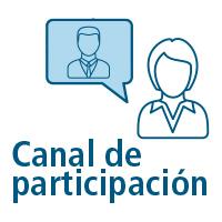 Canal de participación