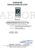 Certificado 166002