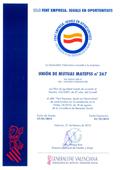 Certificado Fent Empresa