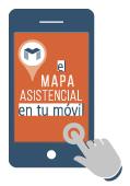 El Mapa asistencial en tu móvil