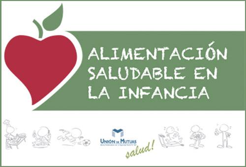 Alimentación saludable en la infancia