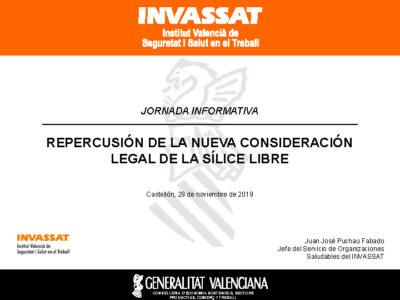 Juanjo Puchau - Silice Reperc Legal INVASSAT JJ PUCHAU Castellon nov2019 v4